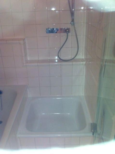 Dusche 2 (Nach Reinigung)