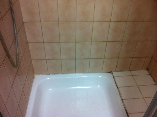 Dusche (Vor Reinigung)