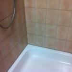 Dusche (Nach Reinigung)
